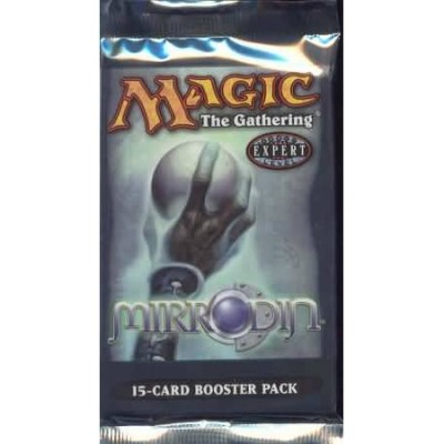 Boosters Magic the Gathering Mirrodin