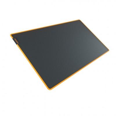Tapis de Jeu Playmat XP - 3mm Noir/Bordure Orange
