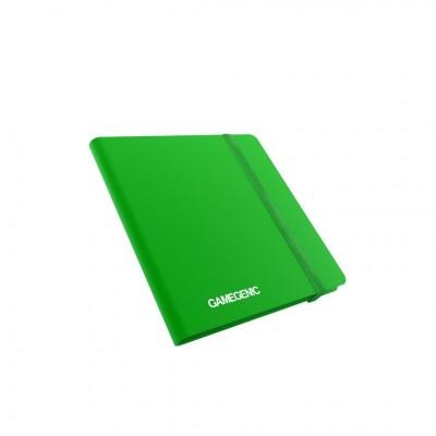 Portfolios  Binder - 20 pages - 24 pochettes - Vert