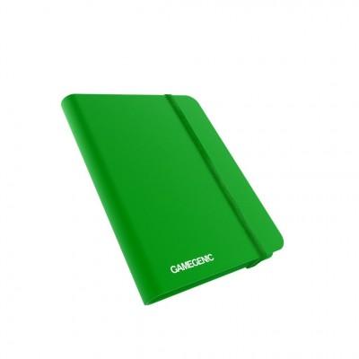 Portfolios  Binder - 20 pages -  8 pochettes - Vert