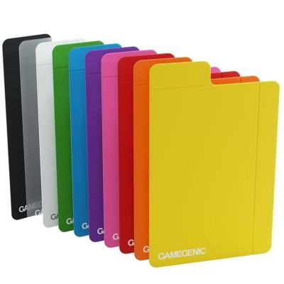 Boites de Rangements  Card Dividers - 10 Séparateurs - 1 par couleur