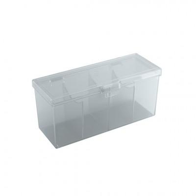 Boites de Rangements  Fourtress 320+ - Transparent