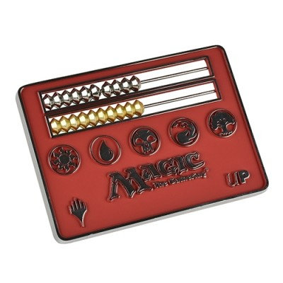 Compteurs de Points Magic the Gathering Abacus - Rouge - Magic The Gathering