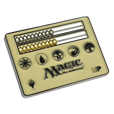Compteur de Points Magic the Gathering Abacus - Blanc - Magic The Gathering