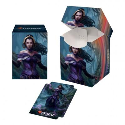 Boites de rangement illustrées Edition de Base 2021 - Deck Box 100+ - V3 - Liliana