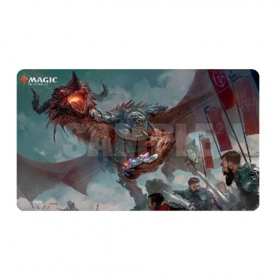 Tapis de Jeu Magic the Gathering Edition de Base 2021 - Playmat - V4
