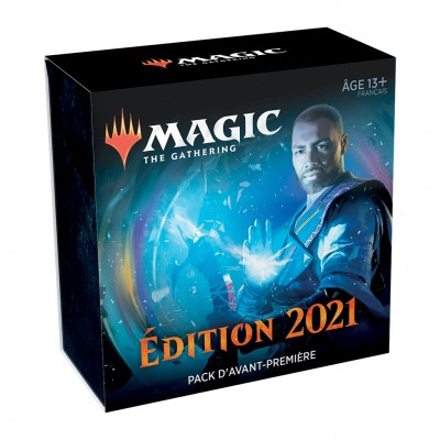 Booster Magic the Gathering Edition de Base 2021 - Pack d'Avant Première