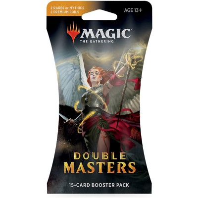 Boosters Double Masters