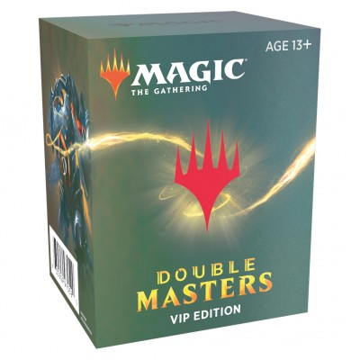 Boosters Double Masters VIP