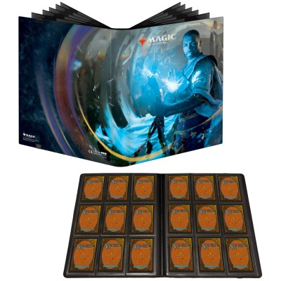 Portfolio Magic the Gathering Edition de Base 2021 - 20 pages de 9 cases (360 cartes recto-verso) - Pro-binder