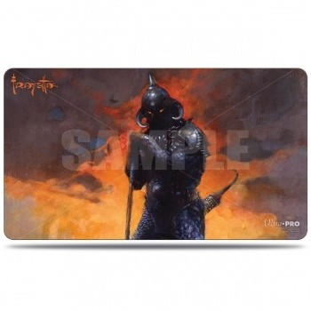 Tapis de Jeu  Playmat - Frank Frazetta - Death Dealer III