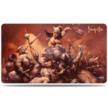 Tapis de Jeu Playmat - Frank Frazetta - The Destroyer