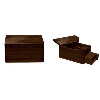 Boites de Rangements  Hako Deck Box - Red Fuji