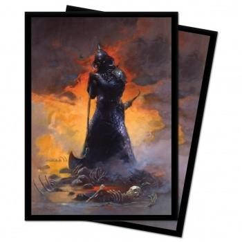 Protèges Cartes 100 pochettes - Deck Protector - Frank Frazetta - Death Dealer III