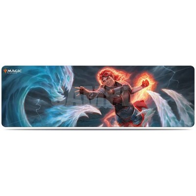 Tapis de Jeu Magic the Gathering Edition de Base 2020 - Grand Tapis de Draft (8 personnes)