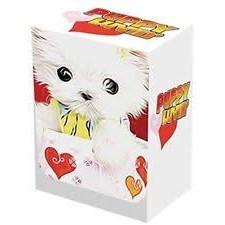 Boites de rangement illustrées  Deck Box 100+ - Puppy Luvin