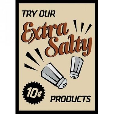 Protèges Cartes illustrées  50 Pochettes - Salty