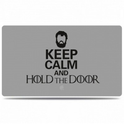 Tapis de Jeu  Playmat illustré - Keep Calm
