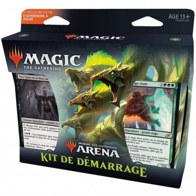 Decks Edition de Base 2021 - Arena Starter Kit
