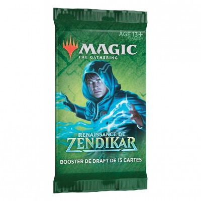 Booster Magic the Gathering Renaissance de Zendikar - Booster Draft