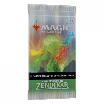 Booster Magic the Gathering Renaissance de Zendikar - Collector Booster