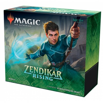 Coffrets Magic the Gathering Renaissance de Zendikar - Bundle