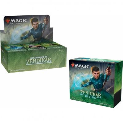 Offres Spéciales Magic the Gathering Renaissance de Zendikar - Small Pack : Boite VF + Bundle VF
