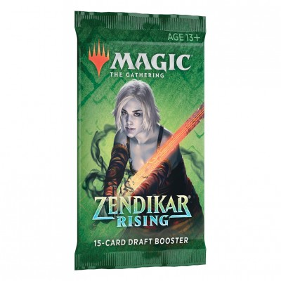 Booster Magic the Gathering Zendikar Rising