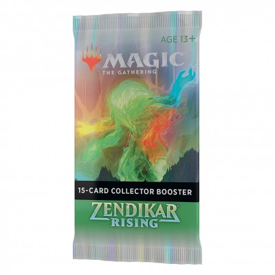 Booster Magic the Gathering Zendikar Rising - Collector Booster