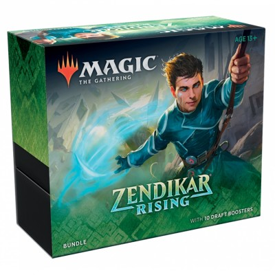 Coffret Magic the Gathering Zendikar Rising - Bundle