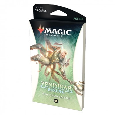 Boosters Magic the Gathering Zendikar Rising - Theme Booster - White