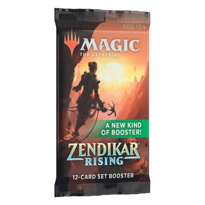 Booster Magic the Gathering Zendikar Rising - Set Booster