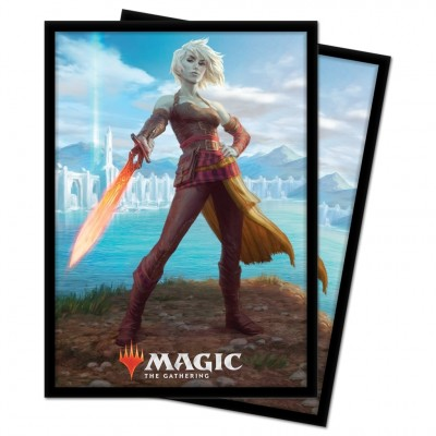 Protèges Cartes illustrées Magic the Gathering Renaissance de Zendikar - V2 - Nahiri
