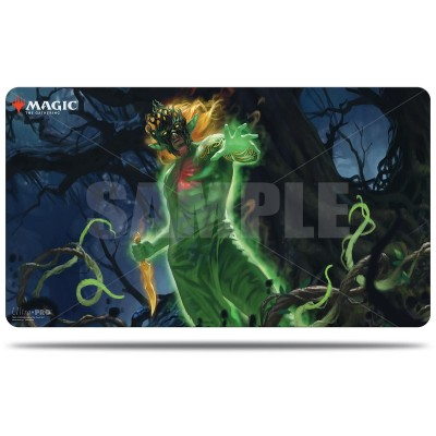 Tapis de Jeu Magic the Gathering Renaissance de Zendikar - Commander - Playmat - V1