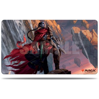 Tapis de Jeu Magic the Gathering Renaissance de Zendikar - Commander - Playmat - V2