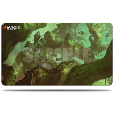 Tapis de Jeu Magic the Gathering Renaissance de Zendikar - Playmat - V9