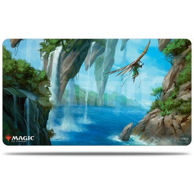 Tapis de Jeu Magic the Gathering Renaissance de Zendikar - Playmat - V4
