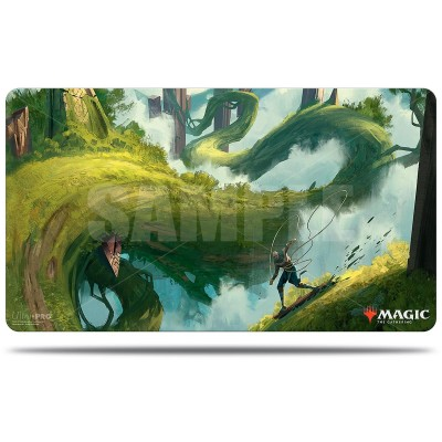 Tapis de Jeu Magic the Gathering Renaissance de Zendikar - Playmat - V8