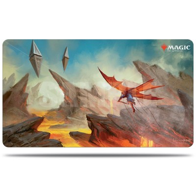 Tapis de Jeu Magic the Gathering Renaissance de Zendikar - Playmat - V3