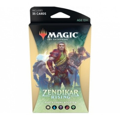 Booster Magic the Gathering Zendikar Rising - Theme Booster - Party