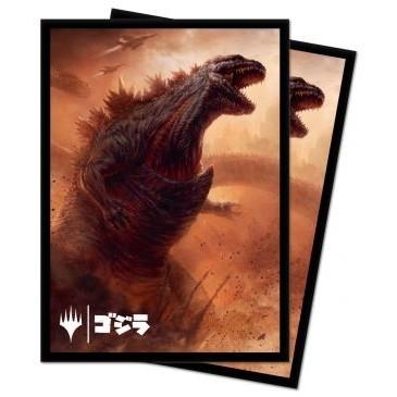 """Protèges Cartes illustrées """"Godzilla, Doom Inevitable"""""""