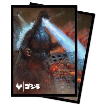 "Protèges Cartes illustrées ""Godzilla, King of the Monsters"""