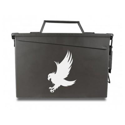 Boite de Rangement  W.A.R Case - Night Hawk