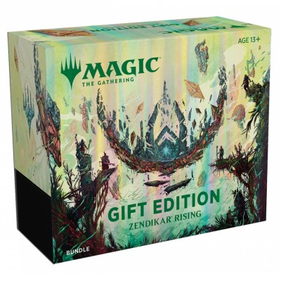 Coffret Magic the Gathering Zendikar Rising - Bundle Gift Edition