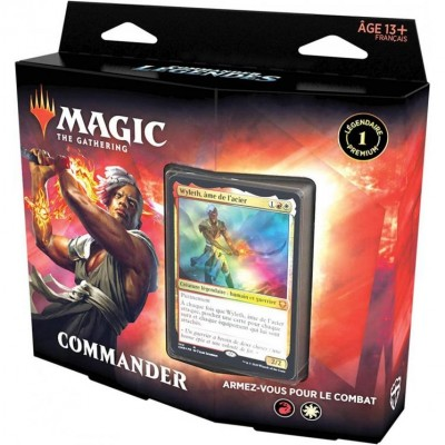 Deck Magic the Gathering Commander Légendes - Armez-vous pour le combat #1