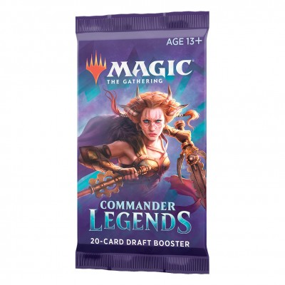 Booster Magic the Gathering Commander Legends