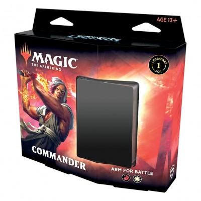 Deck Commander Legends - Arm for battle