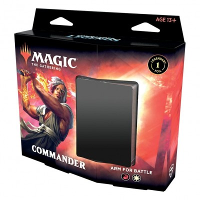 Deck Magic the Gathering Commander Legends - Arm for battle #1