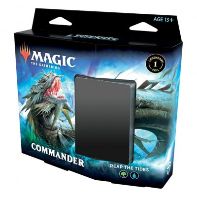 Deck Magic the Gathering Commander Legends - Reap the tides #2