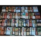 Lot de Cartes Magic the Gathering Lot de 50 rares variées (B)